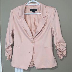 Pink Suzy Shier Blazer